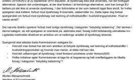Morten Messerschmidt stiller spørgsmål til Kommissionen