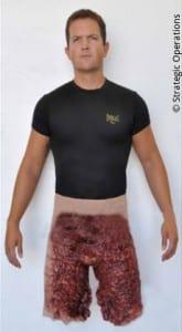 Blast Trousers, copyright