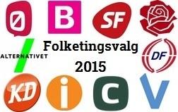 Folketingsvalg 2015, 1.3